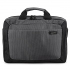 "Kingsons KS3051W Casual Tote Bag w/ Shoulder Strap for 14.1"" Laptop PC - Black + Grey"