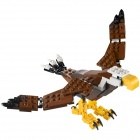 Genuine Lego - 31004 3in1 Creator Fierce Flyer 3-in-1 Building Set