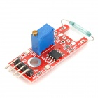 KY025 Large Reed Development Board Module - Red + Blue