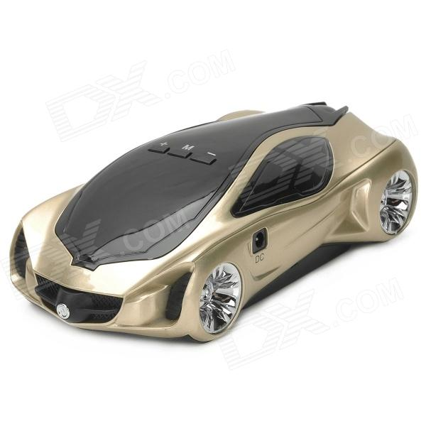 "CZ09 Stylish Roadster Style 1.5"" LCD Full-band Intelligent Frequency Conversion Radar Detector от DX.com INT"