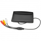 "5"" TFT Stand Vehicle Security Car Rearview Camera Monitor"