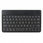 SY-BT Bluetooth V3.0 59-Key Keyboard for Ipad / Iphone 4 / PC + More - Black