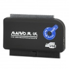 Maiwo K100-U3IS USB 3.0 to SATA / IDE Hard Disk Drive Adapter