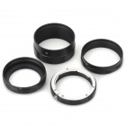 Macro Lens Adapter for Canon - Black