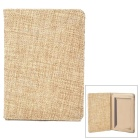 Protective Canvas Case for Amazon Kindle Paperwhite - Beige