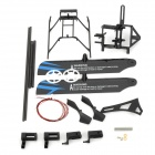 WLtoys KV922-0001 12-in-1 Replacement R/C Helicopter Parts Kit for V922 - Blue + Black