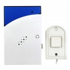 INHIDAIHD-D110 24-Melody Wired Doorbell - White (3 x AA)