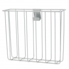 Multifunktions-WC Magazin Storage Rack - Silver Grey