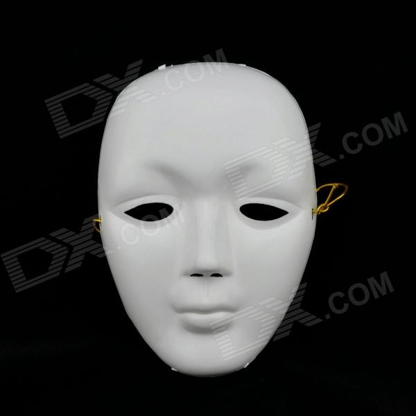 High Quality ABS Full White Face Mask 627 full zro2 ceramic deep groove ball bearing 7x22x7mm good quality