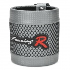 Fashionable Meshed Surface Storage Organizer Barrel for Car - Multicolored