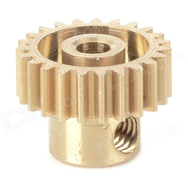 HSP 11173 Replacement Aluminum Alloy Motor Gear for 94123 / 94107 Pro - Golden