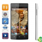 "Iocean X7 MTK6589T Quad-Core Android 4.2 WCDMA Phone w/ 5"" 1080P FHD, Wi-Fi and GPS - Black + White"
