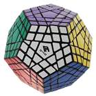 31x12 Brain Teaser Magic IQ Cube (Black)