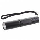 Aurora SH00270 Cree R2-WC HA-III 250-Lumen LED Flashlight (1*18650)