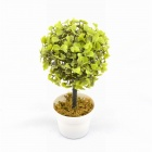 Artificial Potted Tree for Decoration - Green