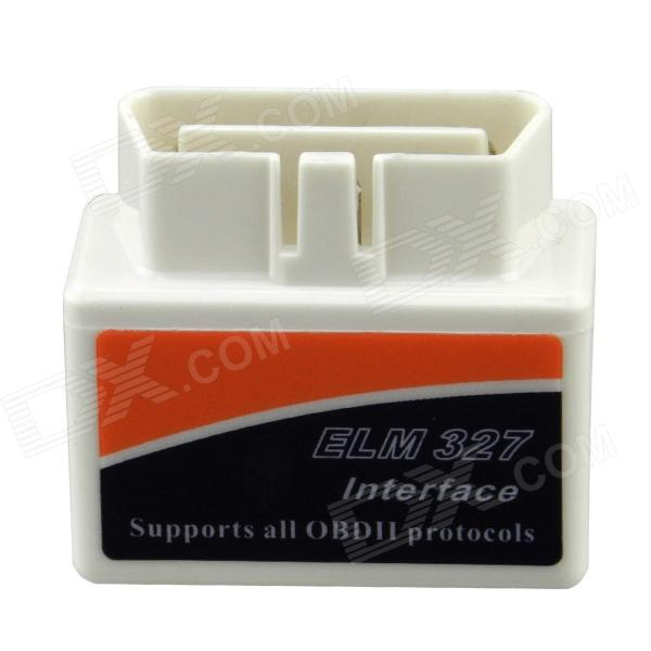Mini ELM327 V1.5 OBD2 OBDII EOBD Bluetooth Auto Scanner Interface Tool