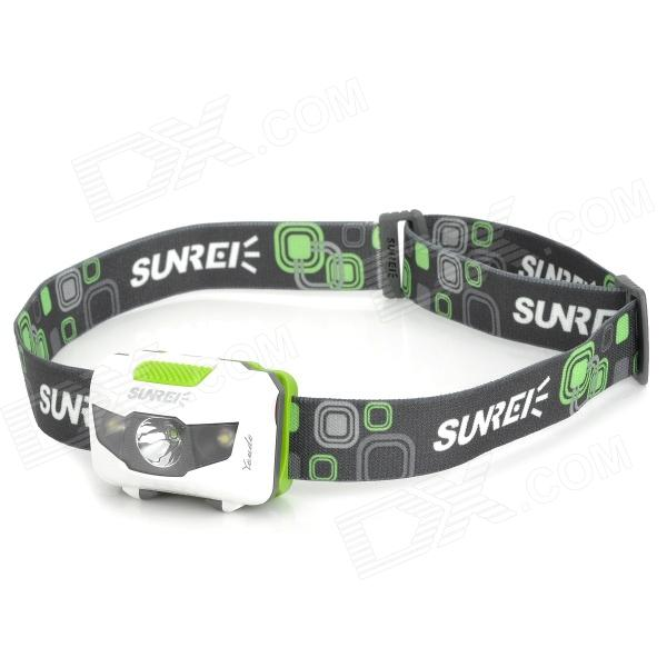 Sunree Youdo2 122lm 7-Mode White Portable Headlamp w/ Cree XP-E + 2-LED (3 x AAA) налобный фонарь sunree 2 sports2