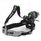 T6-4.2 600lm 4-Mode White Bike Headlamp w/ Cree XM-L T6 - Black