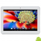 "Ployer MOMO20S 10.1"" IPS Quad Core Android 4.2.2 Tablet PC w/ 1GB RAM / 16GB ROM - Blue + White"