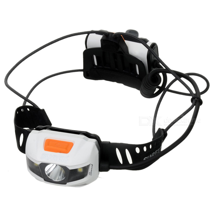 Sunree Search 200lm 8-Mode White + Red Sports Headlamp w/ Cree XP-E R3 + 4-LED (2 x AA) налобный фонарь sunree 2 sports2