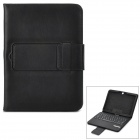 "64-Key Bluetooth V3.0 Keyboard Detachable Case w/ Stand for 10"" Tablet PC - Black"