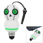 Universal Cute Cartoon Doll Style Capacitive Stylus w/ Anti-dust Plug for Iphone / Cellphone