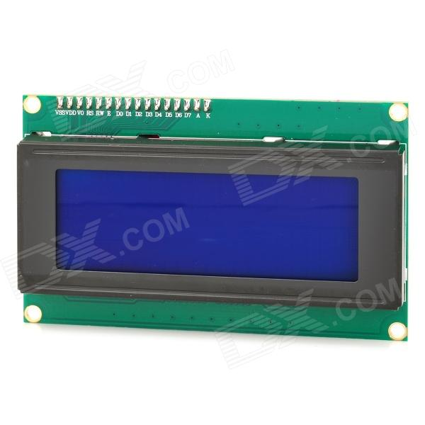 5V IIC / I2C 3.1 Blue Screen LCD Display Module for Arduino - Green + Black nokia 5110 lcd module white backlight for arduino uno mega prototype
