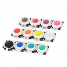 Repair Parts Replacement Trackball for BlackBerry Cellphone - Multicolored (12 PCS)