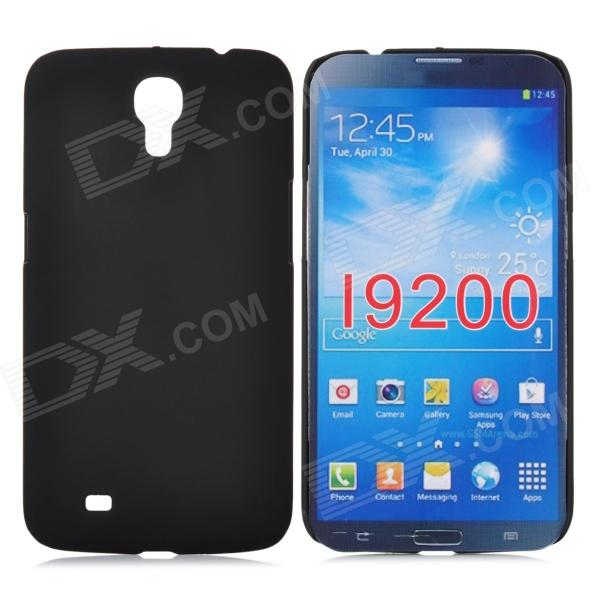 Protective Plastic Back Case for Samsung i9200 - Black - DXPlastic Cases<br>Brand N/A Quantity 1 Piece Color Black Material Plastic Compatible Models Samsung i9200 Other Features Personalize your phone and protect your phone from scratch dust and shock Packing List 1 x Case<br>