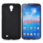 Protective Plastic Back Case for Samsung i9200 - Black
