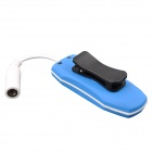 FS-2 Waterproof Underwater MP3 Player w/ FM - Blue (8GB)