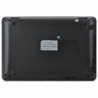 "RUNN710C 10.1"" LCD Android 4.0 Netbook w/ LAN / RJ45 / Camera / SD Card Slot - Black"