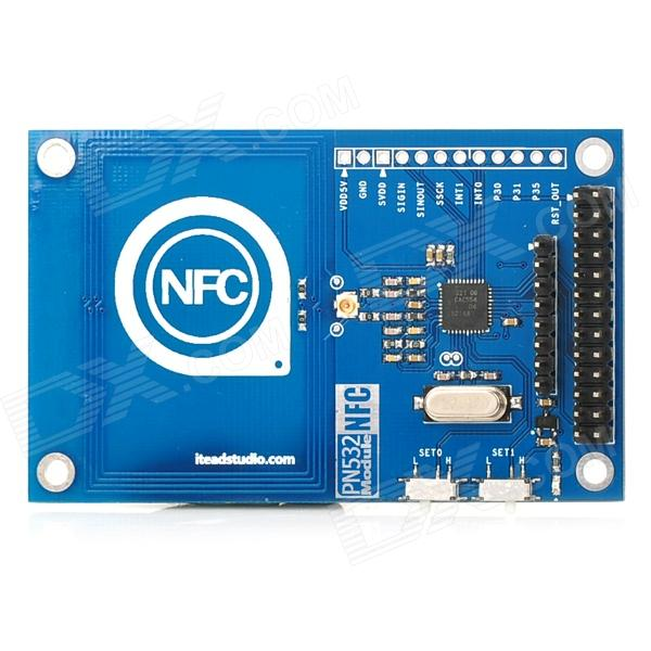 Arduino nfc shield