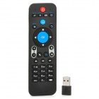 DF10 2.4GHz Six Axis Wireless Air Mouse Somatosensory Remote Controller w/ IR Learning Function