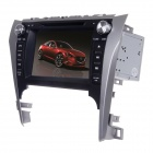 "8"" Touch Screen Car DVD Player w/ GPS / CANBUS / Bluetooth / TV for TOYOTA CAMRY 2012 - White"