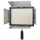 YONGNUO YN600 36W 600-LED 5500K 4680lm Video Light w/ Filters - Black