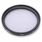 Neutral Density ND2 Câmera Lens Filter (46mm)
