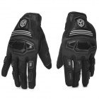 Scoyco MC24 Motorcycle Racing Full-Finger Gloves - Black (Size-M)