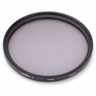 Neutral Density ND2 Câmera Lens Filter (62mm)