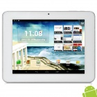 "SANEI N83Q 8"" IPS Quad Core Android 4.1 Tablet PC w/ 1GB RAM / 8GB ROM / HDMI - Silver Grey + White"