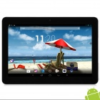 "UM-A100 10.1"" IPS Full View Quad Core Android 4.2 Tablet PC w/ 1GB RAM / 16GB ROM - Silver Grey"