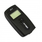 "JingChuang RC-3 Mini USB 1.2"" Screen Temperature Data Logger - Black (1 x CR2450)"