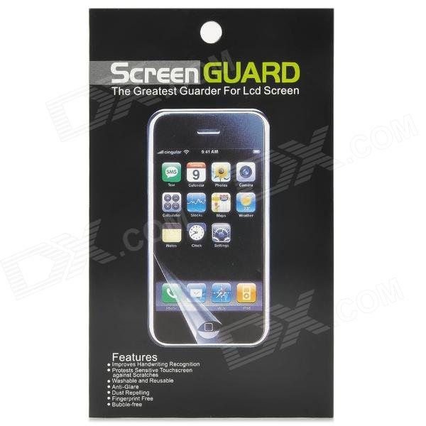 Protective Glossy Screen Guard for Samsung Galaxy S4 Zoom/C1010 - Transparent (2 PCS)