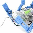 J-33444 DIY Six Legged Robot - Blue (2 x AA)