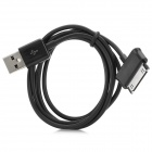 USB Male to Samsung 30 Pin Male Data Sync & Charging Cable for Samsung Galaxy Tab 3/ P5200 / P5210