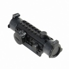 1x25EG Aluminum Alloy Tactical Dot Sight - Black