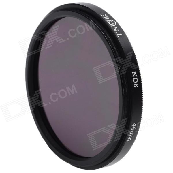 ND8 prêmio Camera Lens Filter (46mm)