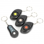 1-to-3 Mini Wireless Electronic RF Key Finder Set - Black