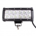 60' Flood Beam 36W 2520lm Working Light Bar / Daytime Running / Off-Road Lamp w/ 12 x Cree XB-D