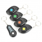 XYT-F04 Electronic Key Transmitter w/ Receivers Finder - Black (1 x 5 PCS)